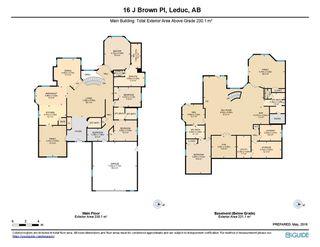 Photo 28: 16 J.Brown Place: Leduc House for sale : MLS®# E4154815