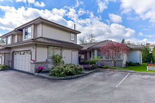 "Main Photo: 4 11438 BEST Street in Maple Ridge: Southwest Maple Ridge Townhouse for sale in ""Fairways Estates"" : MLS®# R2370889"