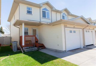 Photo 1: 9509 99 Street: Morinville Townhouse for sale : MLS®# E4158069