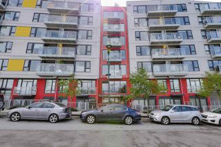"Photo 1: 410 384 E 1ST Avenue in Vancouver: Strathcona Condo for sale in ""CANVAS"" (Vancouver East)  : MLS®# R2393918"