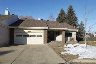Main Photo: 279 OEMING Road in Edmonton: Zone 14 House Half Duplex for sale : MLS®# E4174391