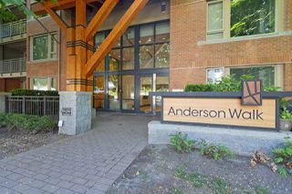 "Photo 2: 212 119 W 22ND Street in North Vancouver: Central Lonsdale Condo for sale in ""Anderson Walk by Polygon"" : MLS®# R2412943"