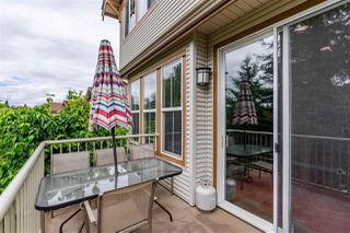 """Photo 24: 28 35287 OLD YALE Road in Abbotsford: Abbotsford East Townhouse for sale in """"The Falls"""" : MLS®# R2472248"""