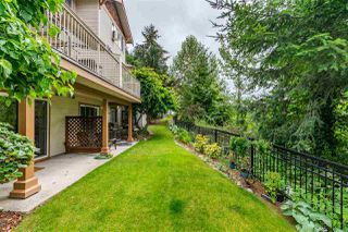 """Photo 28: 28 35287 OLD YALE Road in Abbotsford: Abbotsford East Townhouse for sale in """"The Falls"""" : MLS®# R2472248"""