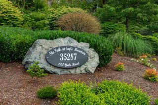 """Photo 30: 28 35287 OLD YALE Road in Abbotsford: Abbotsford East Townhouse for sale in """"The Falls"""" : MLS®# R2472248"""
