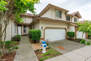 """Photo 1: 28 35287 OLD YALE Road in Abbotsford: Abbotsford East Townhouse for sale in """"The Falls"""" : MLS®# R2472248"""