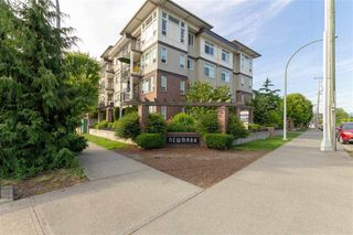"""Photo 1: 214 46289 YALE Road in Chilliwack: Chilliwack E Young-Yale Condo for sale in """"Newmark"""" : MLS®# R2491317"""