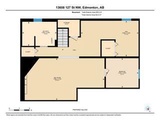Photo 22: 13608 127 Street in Edmonton: Zone 01 House for sale : MLS®# E4213443
