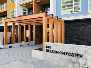 """Photo 2: 213 516 FOSTER Avenue in Coquitlam: Coquitlam West Condo for sale in """"NELSON ON FOSTER"""" : MLS®# R2519036"""