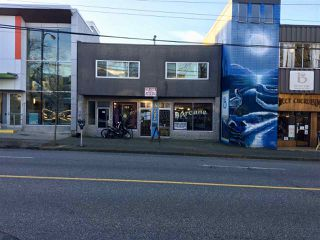 Photo 1: 1111 COMMERCIAL Drive in Vancouver: Grandview Woodland Retail for lease (Vancouver East)  : MLS®# C8035982