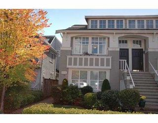 "Photo 1: 158 W 16TH AV in Vancouver: Cambie Townhouse for sale in ""CAMBIE"" (Vancouver West)  : MLS®# V558231"