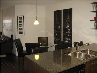 "Photo 2: 104 4768 BRENTWOOD Drive in Burnaby: Brentwood Park Condo for sale in ""THE HARRIS"" (Burnaby North)  : MLS®# V873363"