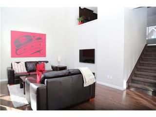 Photo 6: 206 WENTWORTH Villa SW in CALGARY: West Springs Townhouse for sale (Calgary)  : MLS®# C3589320