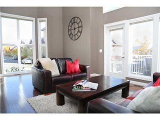 Photo 2: 206 WENTWORTH Villa SW in CALGARY: West Springs Townhouse for sale (Calgary)  : MLS®# C3589320