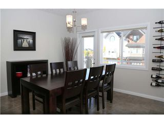 Photo 9: 206 WENTWORTH Villa SW in CALGARY: West Springs Townhouse for sale (Calgary)  : MLS®# C3589320