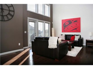 Photo 5: 206 WENTWORTH Villa SW in CALGARY: West Springs Townhouse for sale (Calgary)  : MLS®# C3589320
