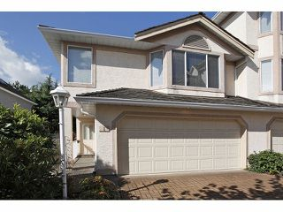 "Photo 1: 1 11952 64TH Avenue in Delta: Sunshine Hills Woods Townhouse for sale in ""Sunwood Place"" (N. Delta)  : MLS®# F1400942"