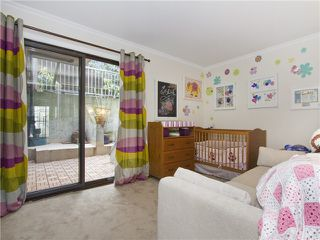 Photo 12: 4 1040 W 7TH Avenue in Vancouver: Fairview VW Townhouse for sale (Vancouver West)  : MLS®# V1047822