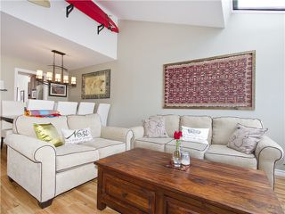 Photo 3: 4 1040 W 7TH Avenue in Vancouver: Fairview VW Townhouse for sale (Vancouver West)  : MLS®# V1047822