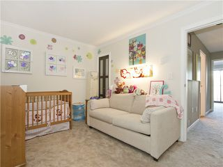 Photo 11: 4 1040 W 7TH Avenue in Vancouver: Fairview VW Townhouse for sale (Vancouver West)  : MLS®# V1047822