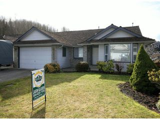 Photo 1: 35480 LETHBRIDGE Drive in Abbotsford: Abbotsford East House for sale : MLS®# F1404406
