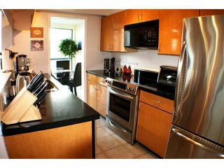"Photo 1: # 1202 939 HOMER ST in Vancouver: Yaletown Condo for sale in ""THE PINNACLE"" (Vancouver West)  : MLS®# V1050503"
