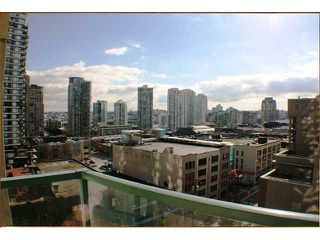 "Photo 8: # 1202 939 HOMER ST in Vancouver: Yaletown Condo for sale in ""THE PINNACLE"" (Vancouver West)  : MLS®# V1050503"
