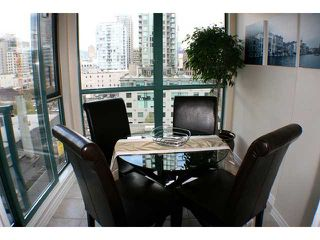 "Photo 5: # 1202 939 HOMER ST in Vancouver: Yaletown Condo for sale in ""THE PINNACLE"" (Vancouver West)  : MLS®# V1050503"