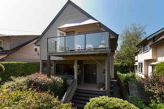 Main Photo: 1741 WATERLOO Street in Vancouver: Kitsilano House for sale (Vancouver West)  : MLS®# V1052686