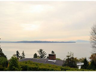 """Photo 1: 14410 SUNSET Lane: White Rock House for sale in """"MARINE DRIVE WEST"""" (South Surrey White Rock)  : MLS®# F1413087"""