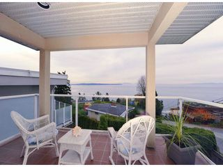 """Photo 15: 14410 SUNSET Lane: White Rock House for sale in """"MARINE DRIVE WEST"""" (South Surrey White Rock)  : MLS®# F1413087"""