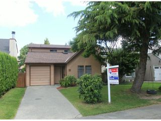 """Photo 1: 2135 WINSTON Court in Langley: Willoughby Heights House for sale in """"Langley Meadows"""" : MLS®# F1416191"""