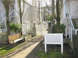 "Photo 17: 23 780 W 15TH Avenue in Vancouver: Fairview VW Townhouse for sale in ""SIXTEEN WILLOWS"" (Vancouver West)  : MLS®# V1108293"