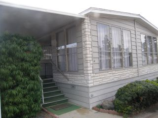 Photo 1: CARLSBAD WEST Manufactured Home for sale : 2 bedrooms : 7317 San Bartolo in Carlsbad