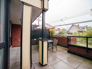 "Photo 13: 202 2636 E HASTINGS Street in Vancouver: Renfrew VE Condo for sale in ""Sugar Suites"" (Vancouver East)  : MLS®# V1119278"