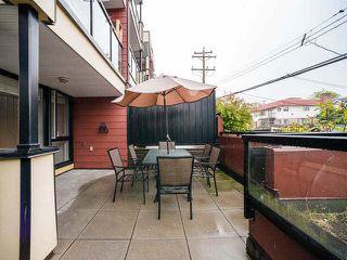 "Photo 12: 202 2636 E HASTINGS Street in Vancouver: Renfrew VE Condo for sale in ""Sugar Suites"" (Vancouver East)  : MLS®# V1119278"