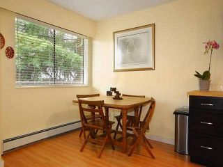 "Photo 5: 108 175 E 5TH Street in North Vancouver: Lower Lonsdale Condo for sale in ""WELLINGTON MANOR"" : MLS®# V1121964"