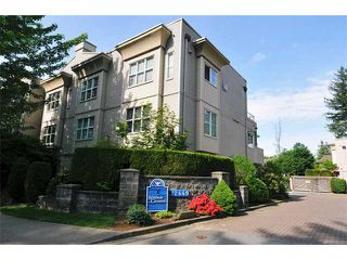 "Photo 1: 38 12449 191ST Street in Pitt Meadows: Mid Meadows Townhouse for sale in ""WINDSOR CROSSING"" : MLS®# V1123171"