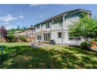 "Photo 20: 1720 SUGARPINE Court in Coquitlam: Westwood Plateau House for sale in ""WESTWOOD PLATEAU"" : MLS®# V1130720"