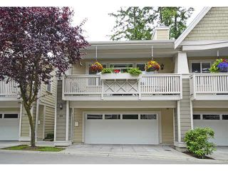 "Photo 1: 48 2588 152ND Street in Surrey: King George Corridor Townhouse for sale in ""Woodgrove"" (South Surrey White Rock)  : MLS®# F1445170"