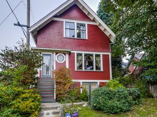 Photo 1: 1332 SALSBURY Drive in Vancouver: Grandview VE House for sale (Vancouver East)  : MLS®# R2005751