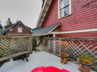 Photo 12: 1332 SALSBURY Drive in Vancouver: Grandview VE House for sale (Vancouver East)  : MLS®# R2005751
