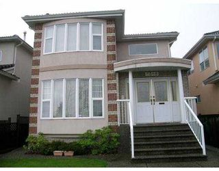 Photo 2: 6348 LANARK Street in Vancouver: Knight House for sale (Vancouver East)  : MLS®# V619868