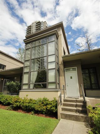"Photo 1: TH5 4250 DAWSON Street in Burnaby: Brentwood Park Townhouse for sale in ""OMA"" (Burnaby North)  : MLS®# R2090619"