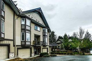 "Photo 1: 12 32501 FRASER Crescent in Mission: Mission BC Townhouse for sale in ""FRASER LANDING"" : MLS®# R2117880"
