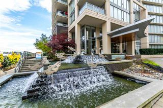 "Photo 1: 1005 2133 DOUGLAS Road in Burnaby: Brentwood Park Condo for sale in ""PERSPECTIVES"" (Burnaby North)  : MLS®# R2128938"