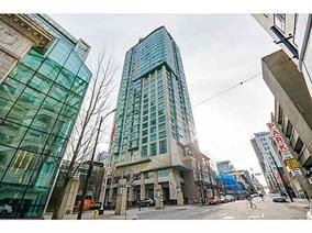 Photo 1: 1202 438 SEYMOUR Street in Vancouver: Downtown VW Condo for sale (Vancouver West)  : MLS®# R2133619
