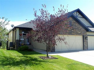 Photo 1: 348 CRYSTAL GREEN Rise: Okotoks House for sale : MLS®# C4113654