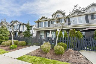 """Photo 1: 34 20831 70 Avenue in Langley: Willoughby Heights Townhouse for sale in """"Radius"""" : MLS®# R2164306"""