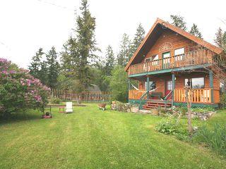 Main Photo: 2304 MARTIN PRAIRIE ROAD in : Pritchard House for sale (Kamloops)  : MLS®# 140604